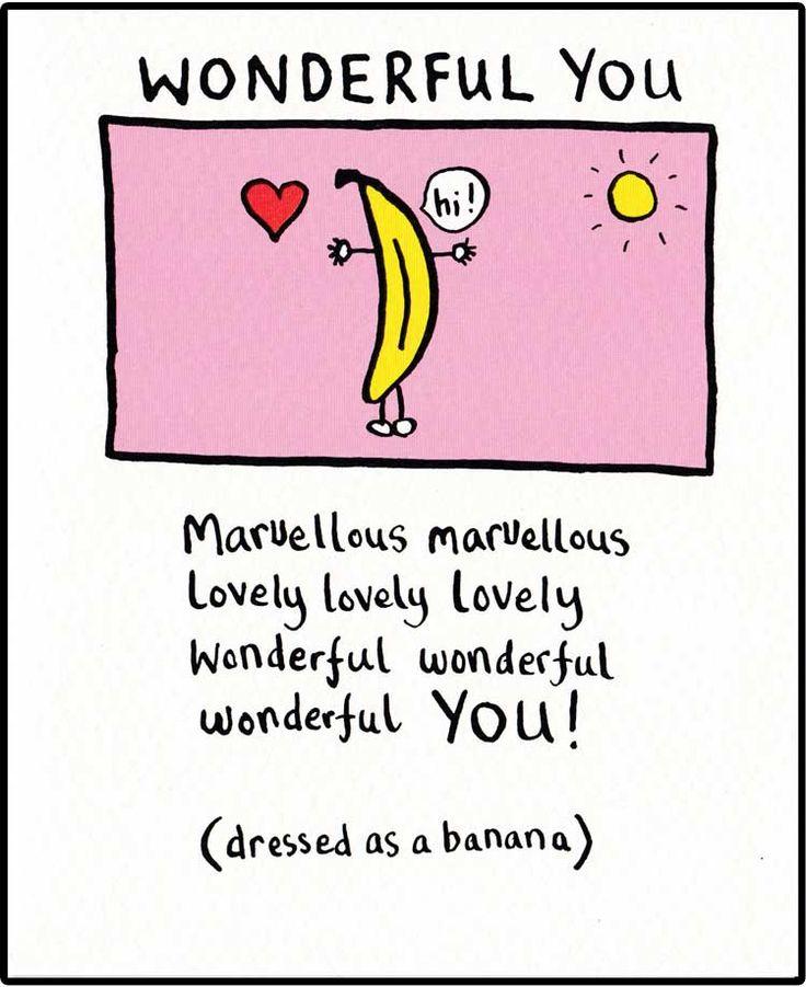Wonderful You by Edward Monkton. www.onebymeforyou.com