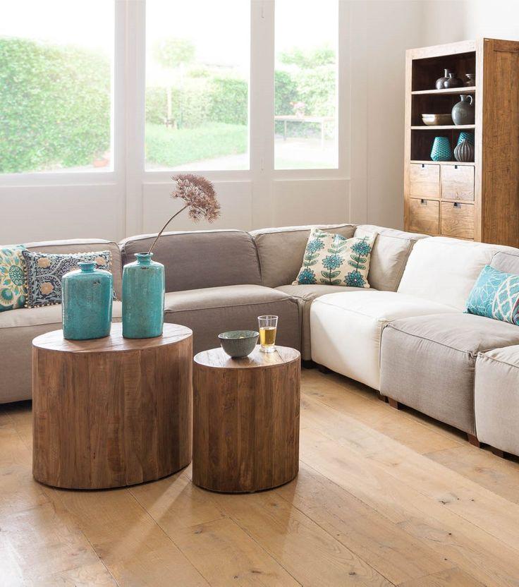 Deze bijzettafels zijn super leuk en handig. Ook ideaal als salontafeltjes. Is dit iets voor jouw interieur?