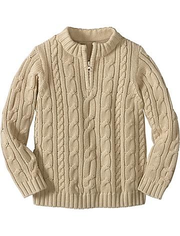 fisherman sweater <3