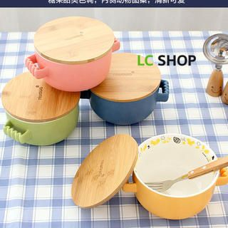 Buy 'Lazy Corner – Ceramic Bowl with Cover' with Free International Shipping at YesStyle.com. Browse and shop for thousands of Asian fashion items from China and more!