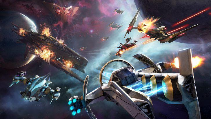 Starlink Battle For Atlas Spaceship Space Battle Wallpaper Space Battles Battle Cool Pictures