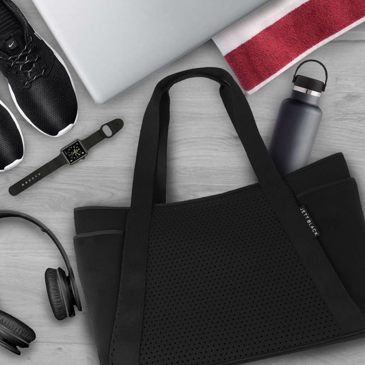 Jett Fuel Tote Bag - Perfect Carry All for Travel & Everyday! www.jettblack.com.au
