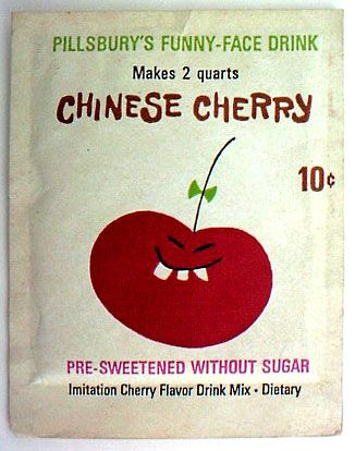 Chinese Cherry didn't last very long before he was renamed Choo-choo Cherry.  Someone got upset about the nationality of his name.