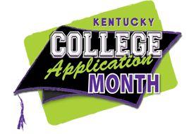 Kentucky College Application Month