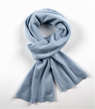 Womens Pure Cashmere Scarf