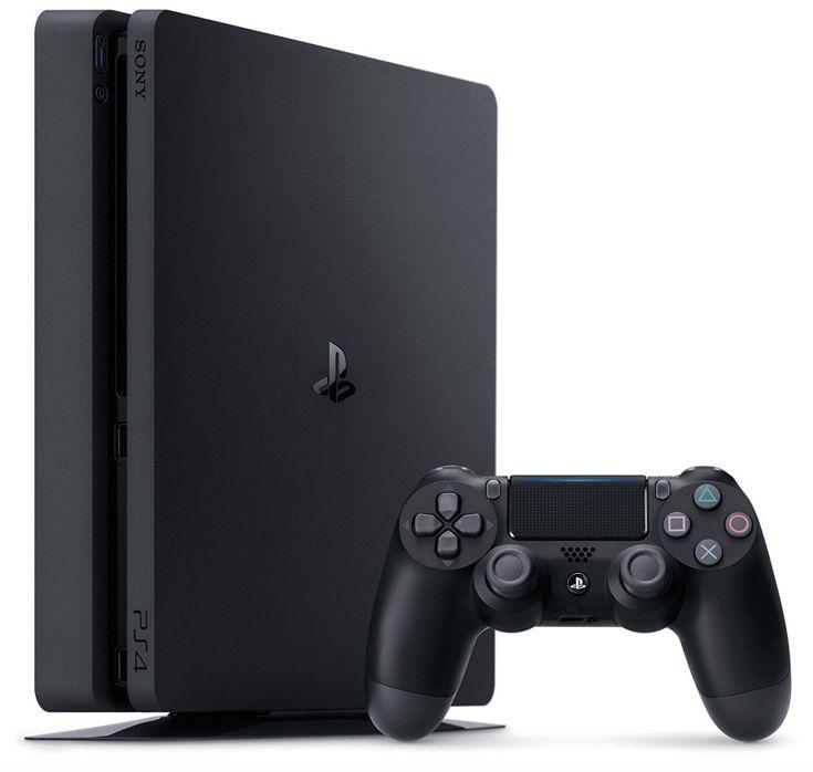 Playstation 4 (PS4) Slim 500gb уже в Наличии!  Игровая консоль Sony Playstation 4 (PS4) Slim 500gb купить в Киеве и Украине