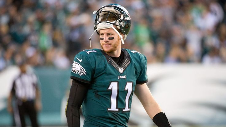 Carson Wentz, Eagles readying for second act