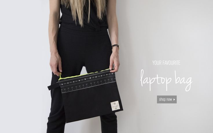 YOUR FAVOURITE... Laptop bag