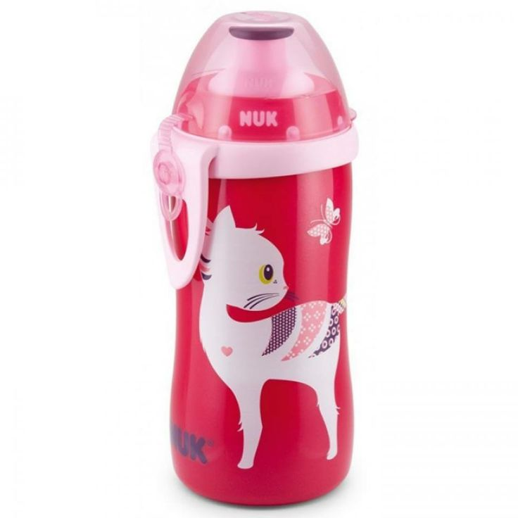 #Junior_Cup   Brand: #Nuk  Short description:  The bigger and more active your child is, the more he or she will need to drink. The nuk junior cup 300 ml is ideal for children who are already exploring the world on their own two feet. Dimensions:19.6 x 8.4 x 6.4  #Hedeya #hedeyastores #gifts #toys code:3212  Price:105
