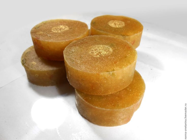 Купить Мыло натуральное с шелком кедрово-лимонное - лимонный, натуральное мыло, органическое мыло