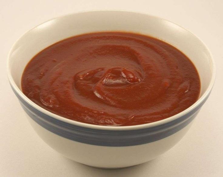Home made bbq sauce. got try.