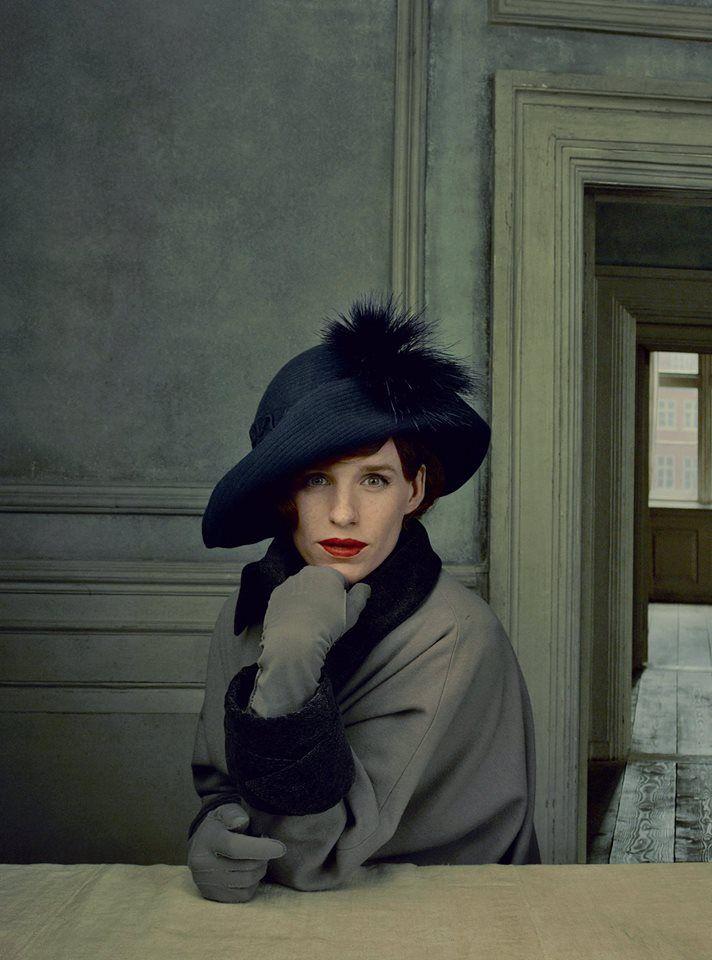 """""""The Danish Girl"""" photo Annie Leibovitz"""