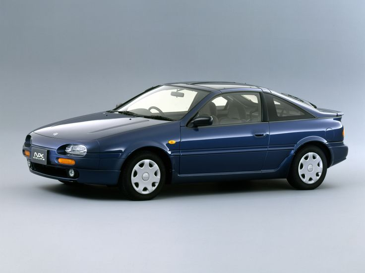 1990 96 Nissan NX Coupe