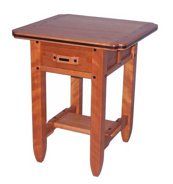 Greene And Greene Table By Brian Brace Fine Furniture Maker In Black  Mountain,NC