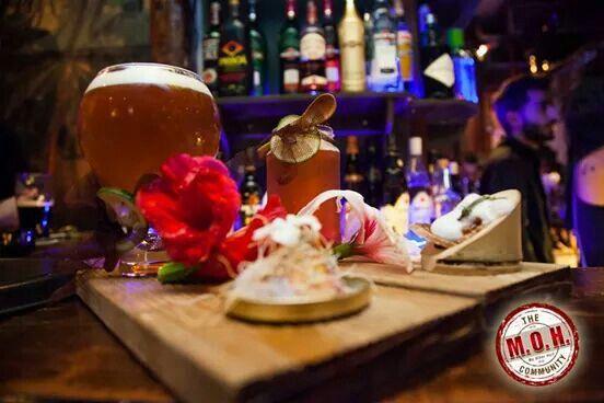 Beer cocktails!! Oktoberfest..