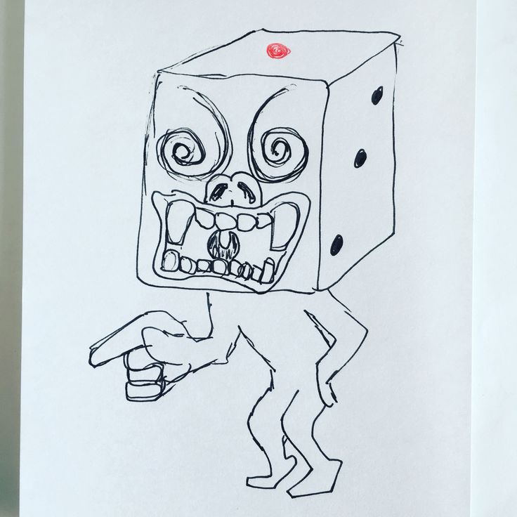 "DAY.451 #1day1art #strangesketches #dice #superhero #inspiration #art #illustration #illust #drawing #japan #follow #instafollow #4.45""X6.50"" #変なイラスト #B級イラスト http://bit.ly/2x0pQtx  ★Diceman"