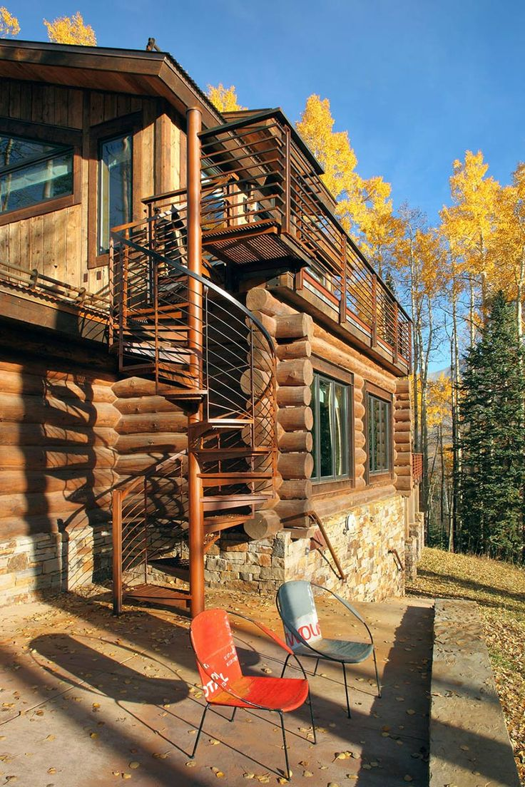 15 Best Ideas About Modern Log Cabins On Pinterest