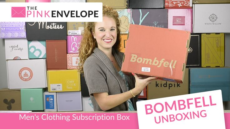 Clothing Subscription for Men, Mens Clothing Subscription, Bombfell, Bombfell Review, Bombfell Unboxing, What is Bombfell, Bombfell Clothing Subscription