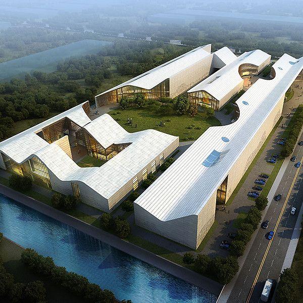 Sichuan International Glass Art Factory & Innovation Centre                                                                                                                                                                                 More
