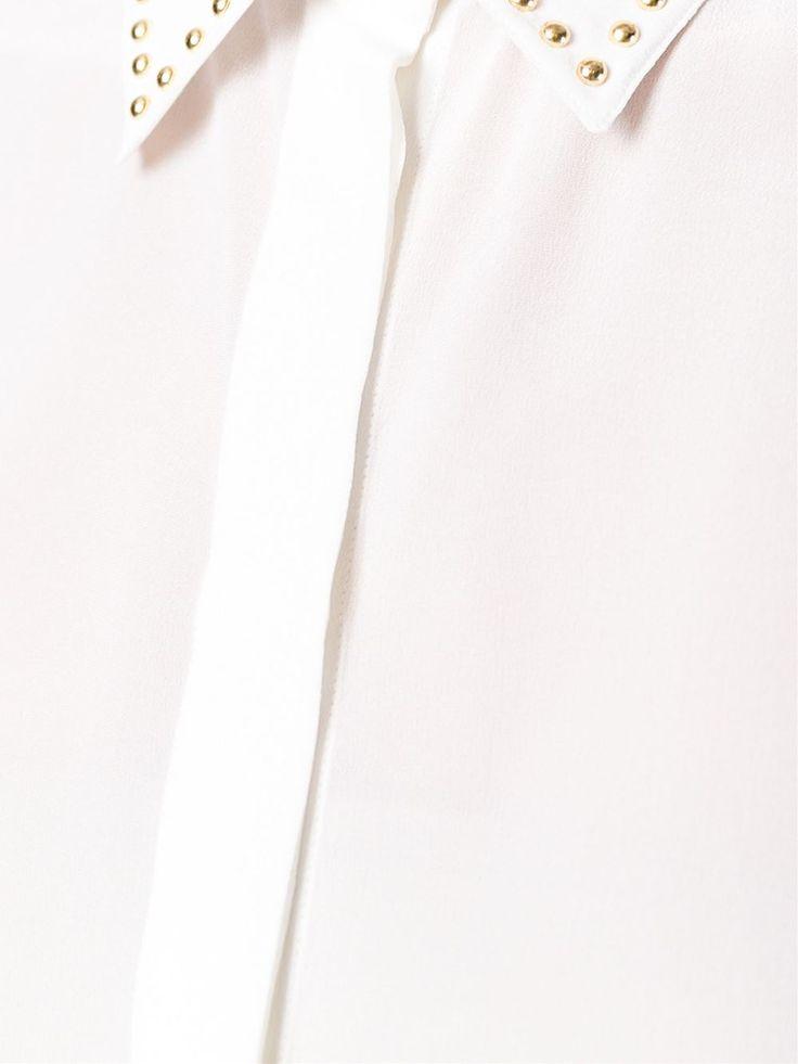 Givenchy Chemise À Col Clouté - Fiacchini - Farfetch.com