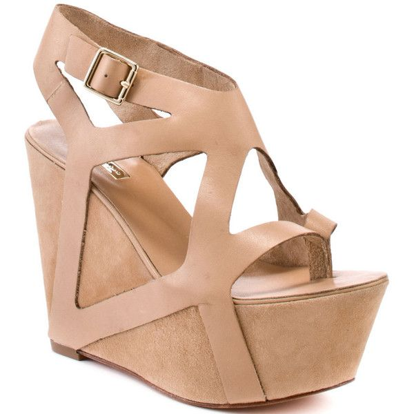 Report Signature Ainslie - Tan: Currently Wedges, Nudes Wedges, Signature Ainsli, Platform Pumps, Women Shoes, Sandals, Reports Signature, Heels, Summer Wedges