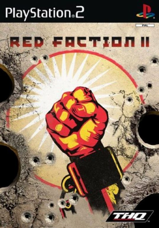 Red Faction 2 PS2 (PS2043)