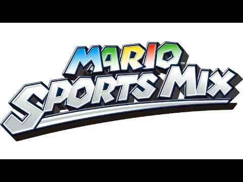 Waluigi Pinball - Mario Sports Mix Music Extended - YouTube