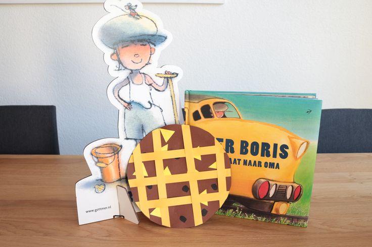 Knutsel appeltaart die past bij het thema herfst of het boek Boer Boris gaat naar oma. Boer Boris gaat naar oma Boer Boris gaat naar oma is een heerlijk boek voor in de Kinderboekenweek. De bomen in de tuin van Boer Boris hangen vol appels. Wat moeten ze ermee doen? Boer Boris weet het wel: …