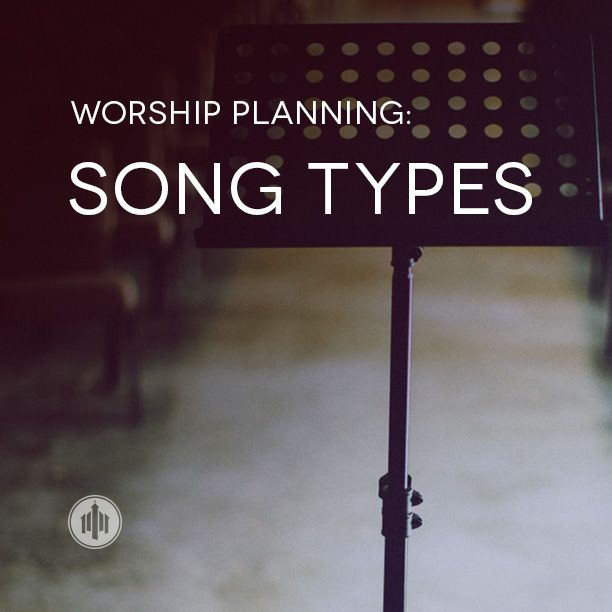 There's many creative ways to plan the music for any worship service: drawing songs out of a hat, throwing darts at your pile of sheet music, singing whatever feels good on Sunday morning and hoping the band can keep up. As worship leaders, I think we sometimes get exasperated by the week-in, week-out task of …