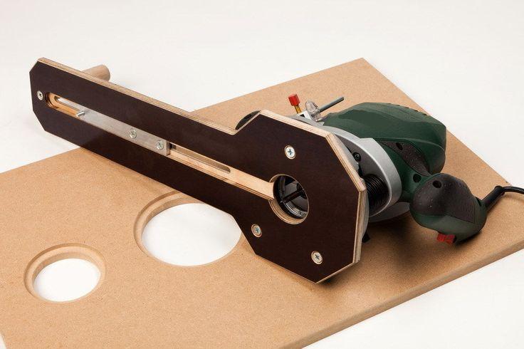 Fräszirkel Fräschablone Kreisschneider Fräshilfe Chassis  in Auto & Motorrad: Teile, Hi-Fi & Navigationsgeräte, Zubehör zum Bau von Subwoofern | eBay!