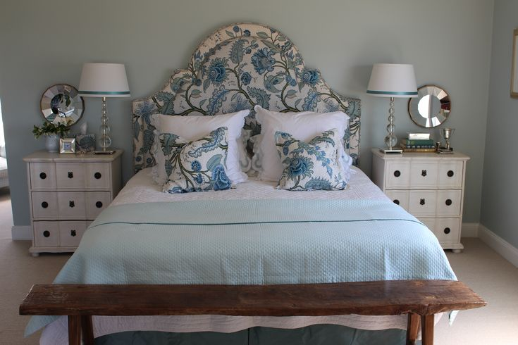 Headboard Designs Upholstered Bedheads Tufted Buttoned Nailhead From