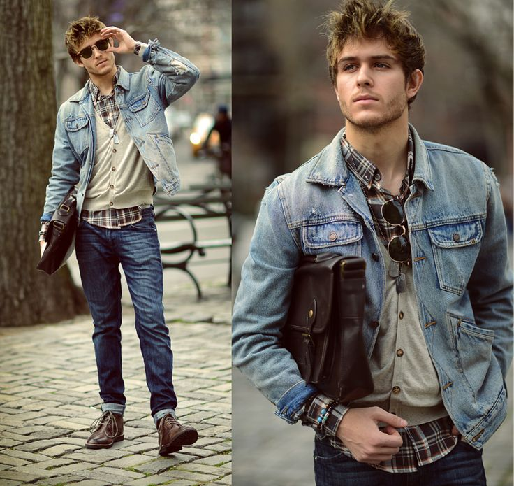 Jean on Jean done right