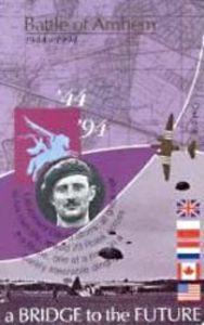 Battle Of Arnhem, British Paratroops