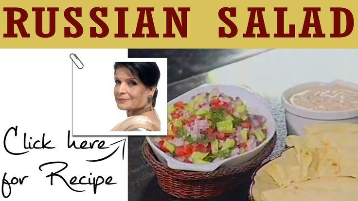 Handi Zubaida Tariq Russian Salad Recipes 10 August 2015 Masala TV Show