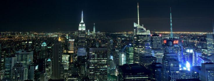 TOP 10 destinos de lua de mel para quem gosta de compras - Nova York