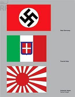 world war 1 flags