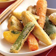 Baked Vegetable Tempura - 4 Points - ? Calories / Serving Size: