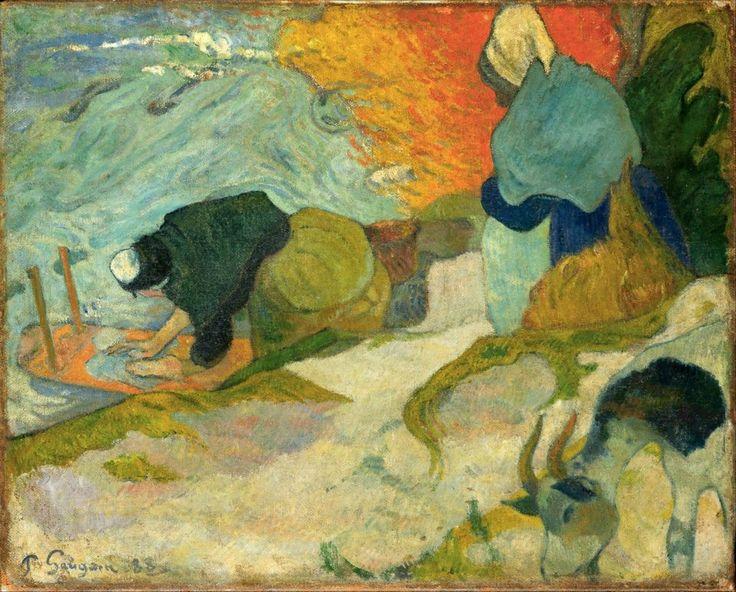 gauguin and van gogh relationship