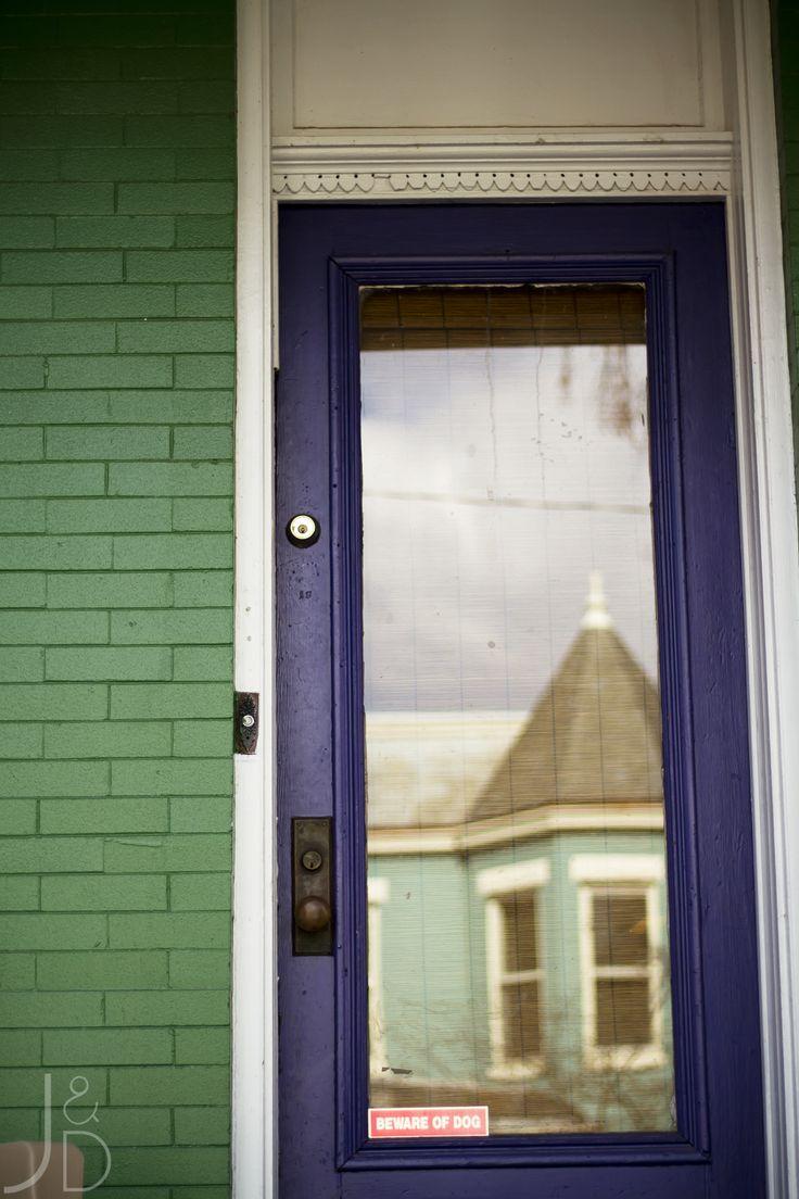 Exterior doors colors - 12 Colorful Front Doors