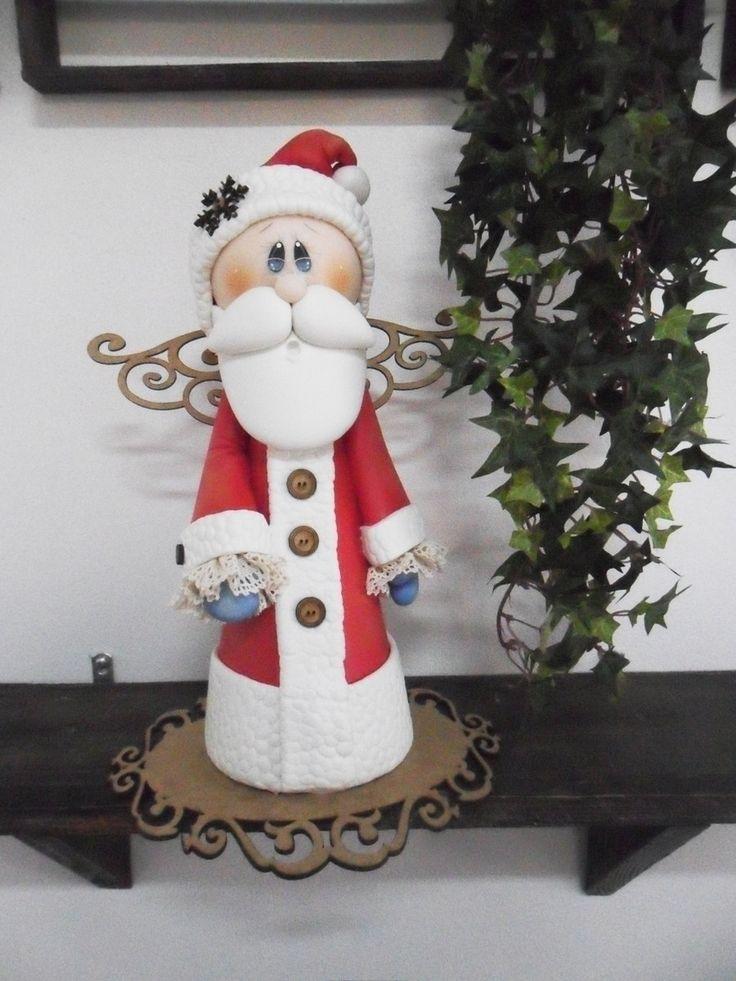 enfeite de balcão Natal | Ketlin Rocha Hoffmann | Elo7