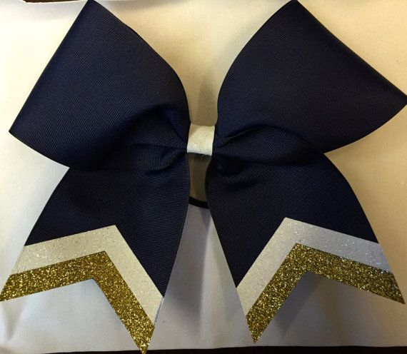 how to draw a cheer bow