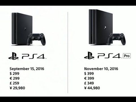 PS4 PRO Multiplayer Games Framarate Same as on PS4   PS4 HDR Support Com...
