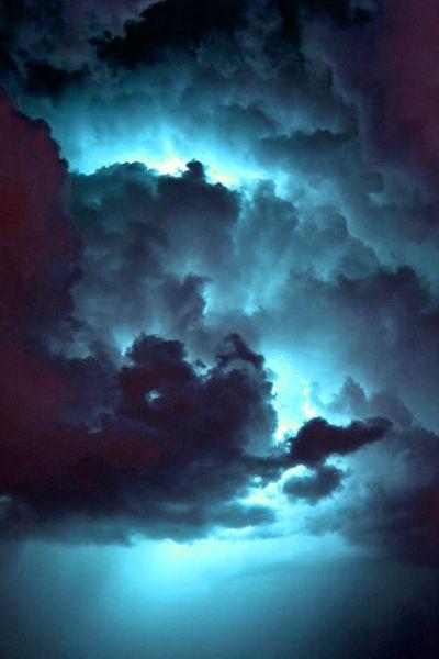 Nuvens lindas