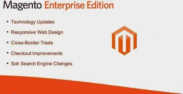 Magento Enterprise Development - No Constraints On The Business Growth