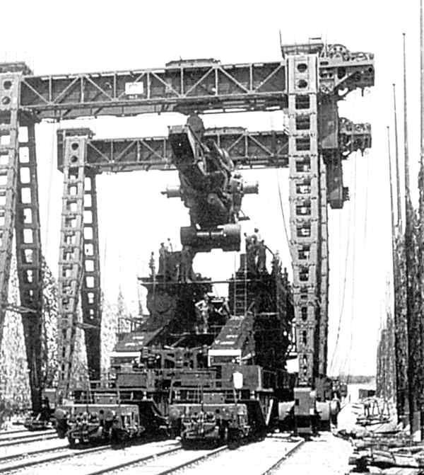 vintage everyday: Gustav Gun - The Largest Gun Ever Built