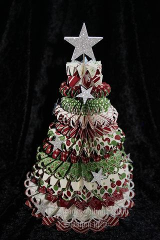 1344 best Christmas Tree Crafts images on Pinterest | Holiday ...