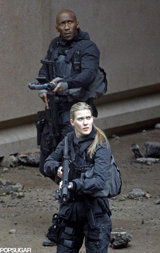 The Hunger Games Mockingjay Set Pictures | POPSUGAR Entertainment