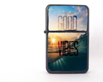 Chill lighter custom lighter unique lighter quote lighter