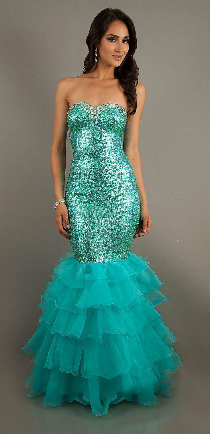 516 best Dresses (HC/prom) images on Pinterest | Ballroom dress ...