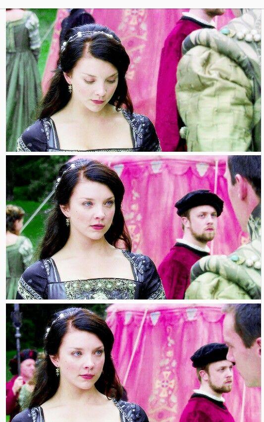 Natalie Dormer as Anne Boleyn in The Tudors ♡